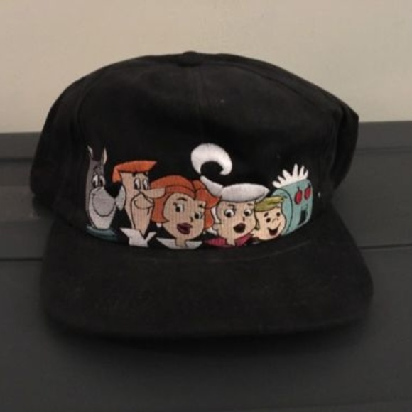 ... real george jetsons snapback vintage hat baseball cap 3b16b 9656a 3fefc22b92a